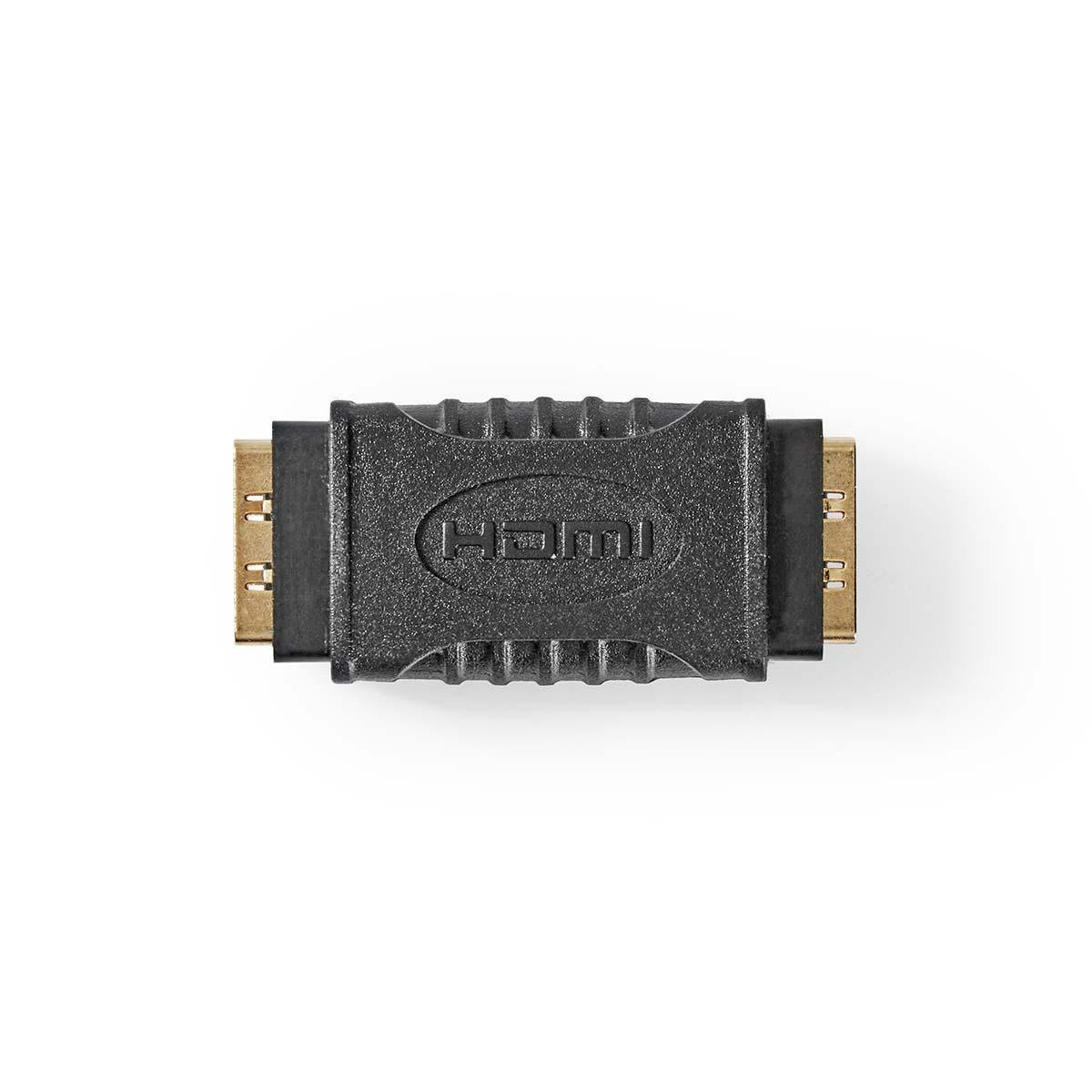 HDMI™-Adapter   HDMI™ Female HDMI™ Female   Zwart