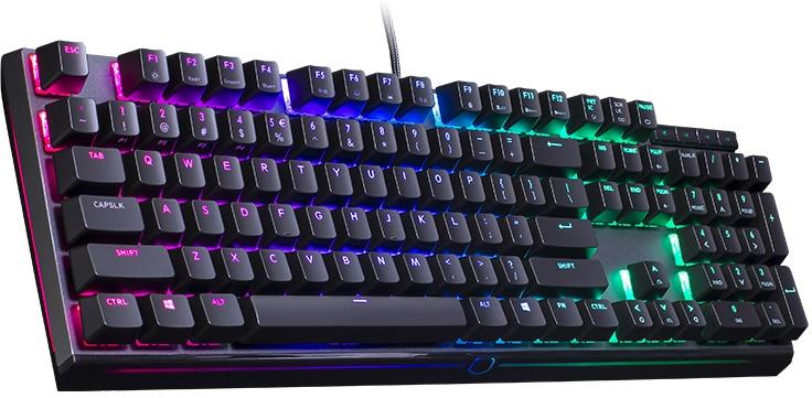 Cooler Master MK750 RGB toetsenbord