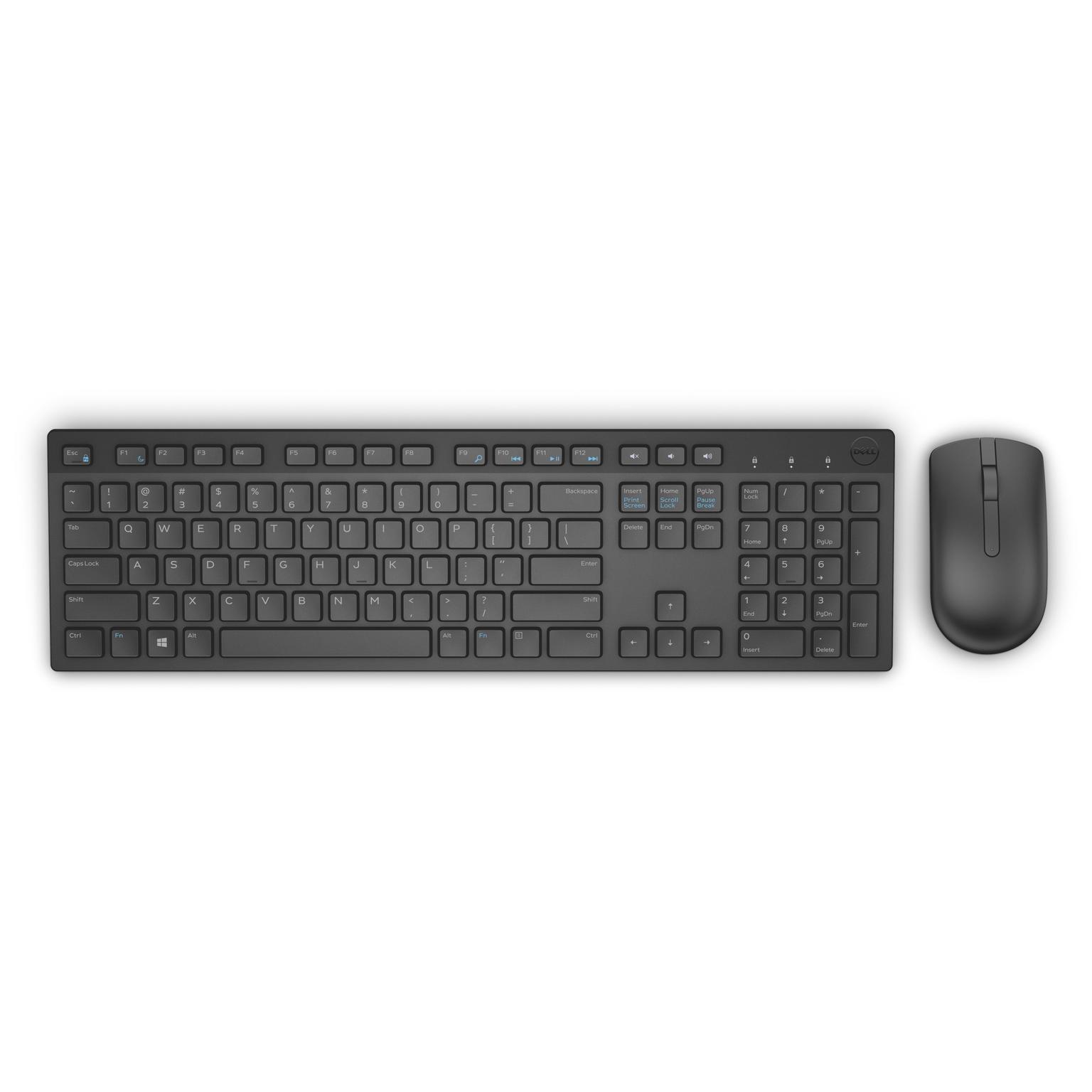 Dell KM636 toetsenbord en muis