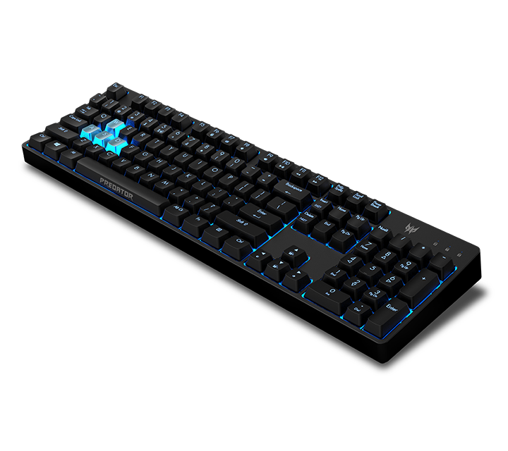 Acer Predator Aethon 300 toetsenbord