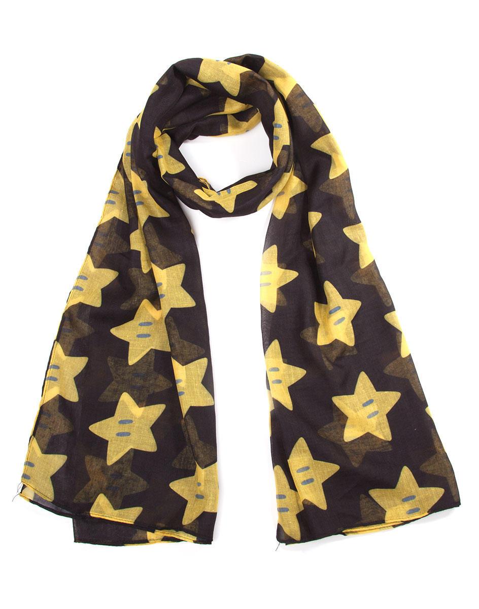 Difuzed Nintendo Mario Star sjaal