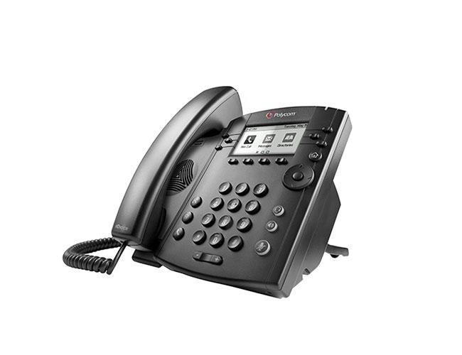 Polycom VVX 310 Skype for Business telefoon