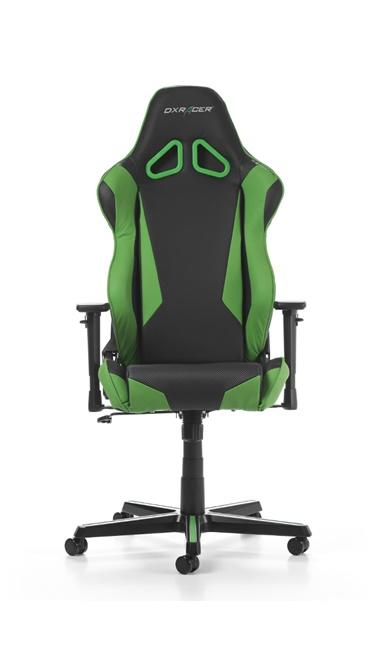 DXRacer Racing Shield R1-NE gamestoel groen
