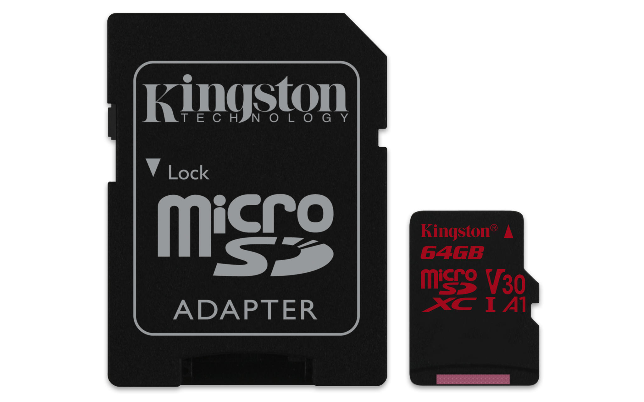 Kingston Canvas React 64GB microSD