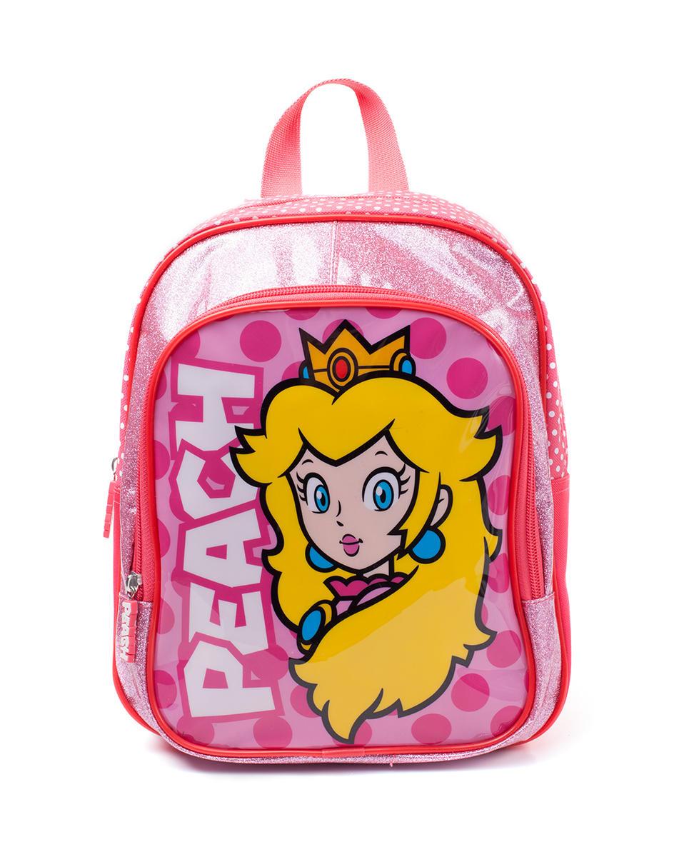 Difuzed Nintendo Peach kids rugzak