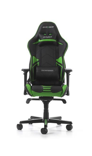 DXRacer Racing Pro R131-NE gamestoel groen