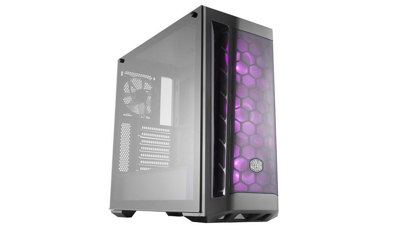 Cooler Master MasterBox MB511 RGB zwart