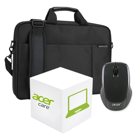 "Acer 17"" Option pack Care Basic A"