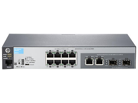HP Aruba 2530-8 switch