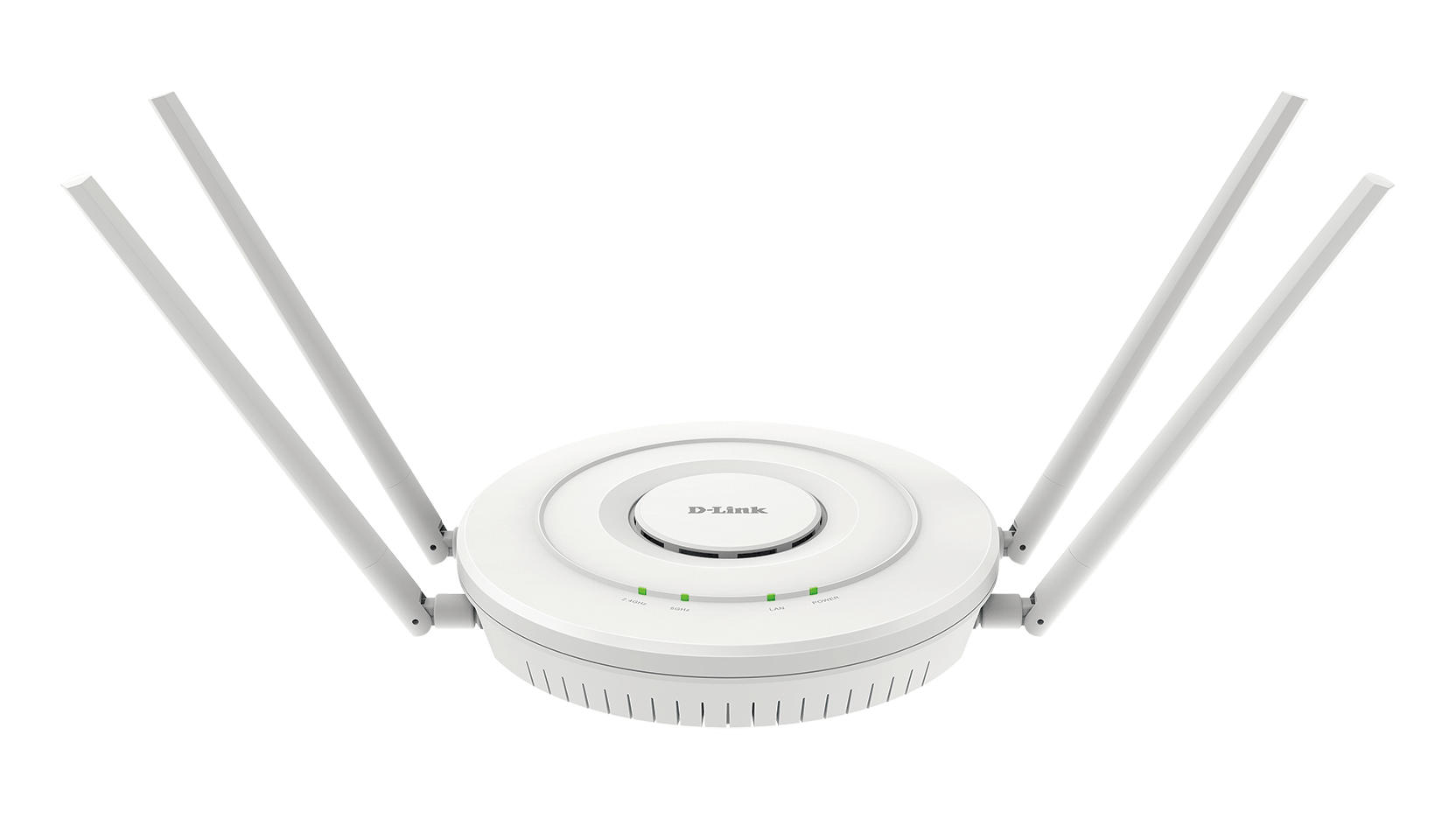 D-Link DWL-6610APE 1200Mbit-s Power over Ethernet (PoE) Wit WLAN toegangspunt
