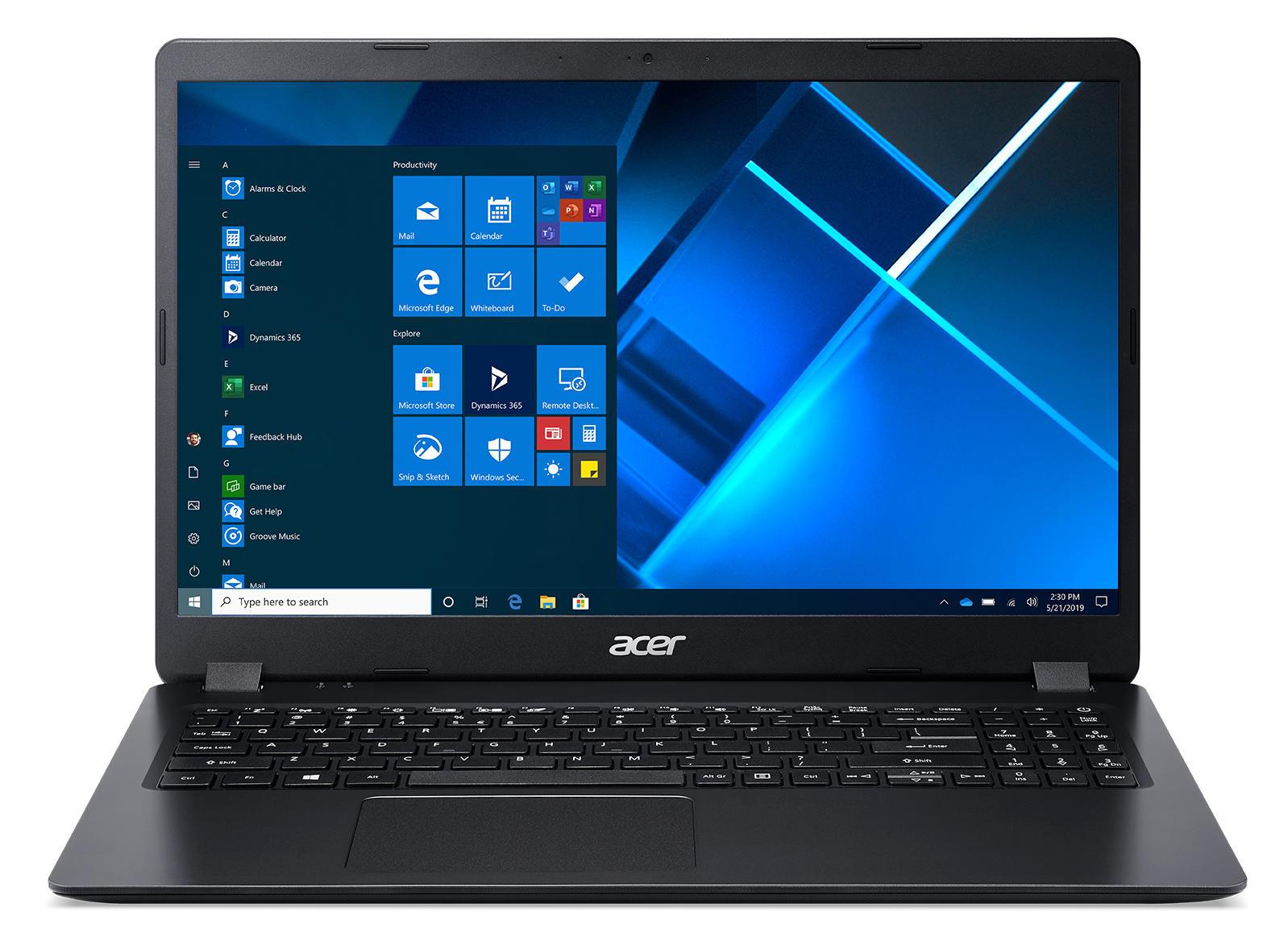 Acer Extensa 15 EX215-52-3528 laptop