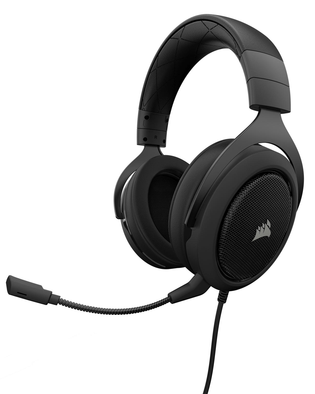 Corsair HS60 gaming headset carbon