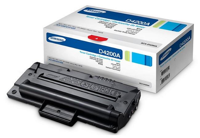 Samsung SCX-D4200A zwart