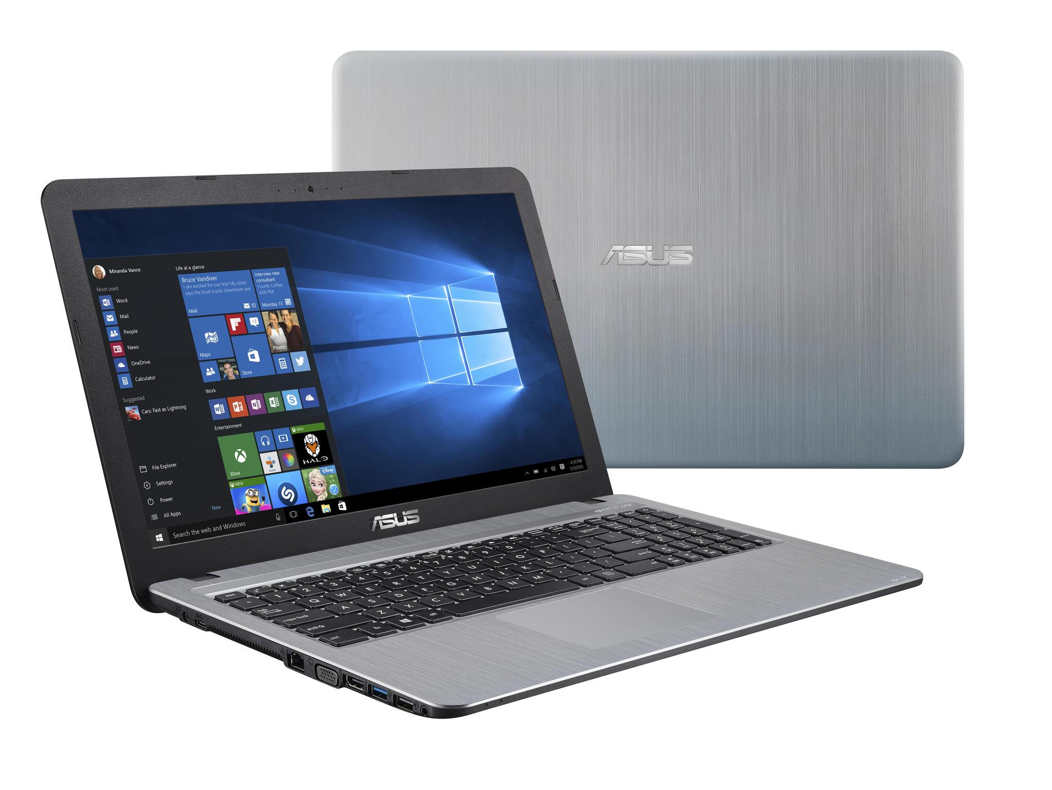 Asus A540YA-XO748T-BE AZERTY laptop