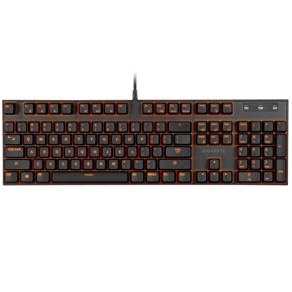 Gigabyte Force K85 QWERTZ DE layout