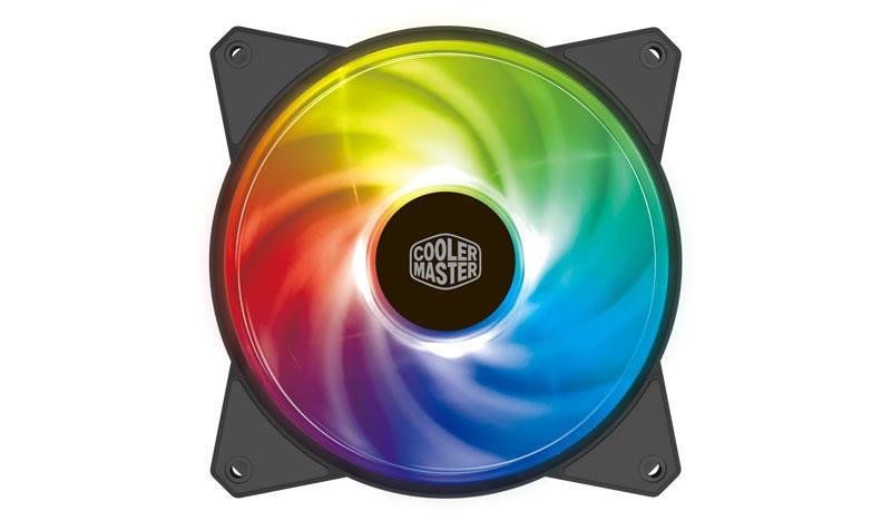 Cooler Master MasterFan MF120R ARGB fan