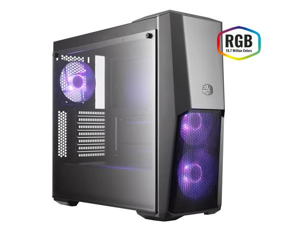 Cooler Master MasterBox MB500 zwart