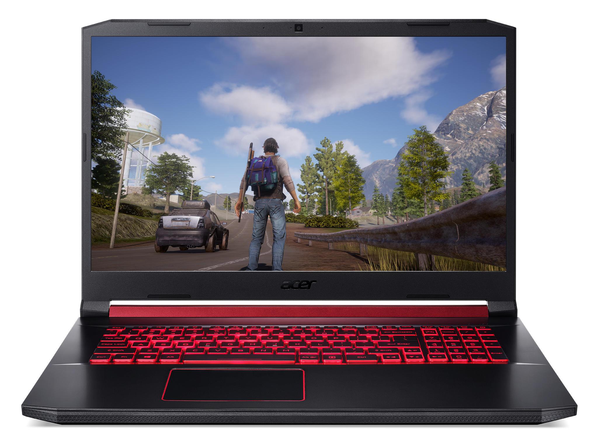Acer Nitro 5 AN517-51-75X3 laptop