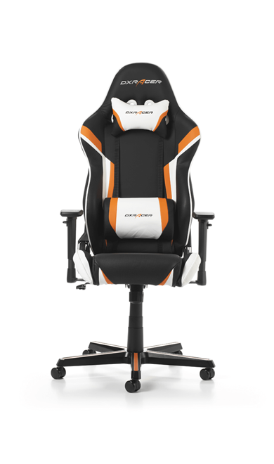 DXRacer Racing R288-NOW gamestoel oranje