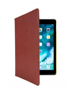 Gecko Covers Apple iPad (2017) Easy-Click Hoes Bruin
