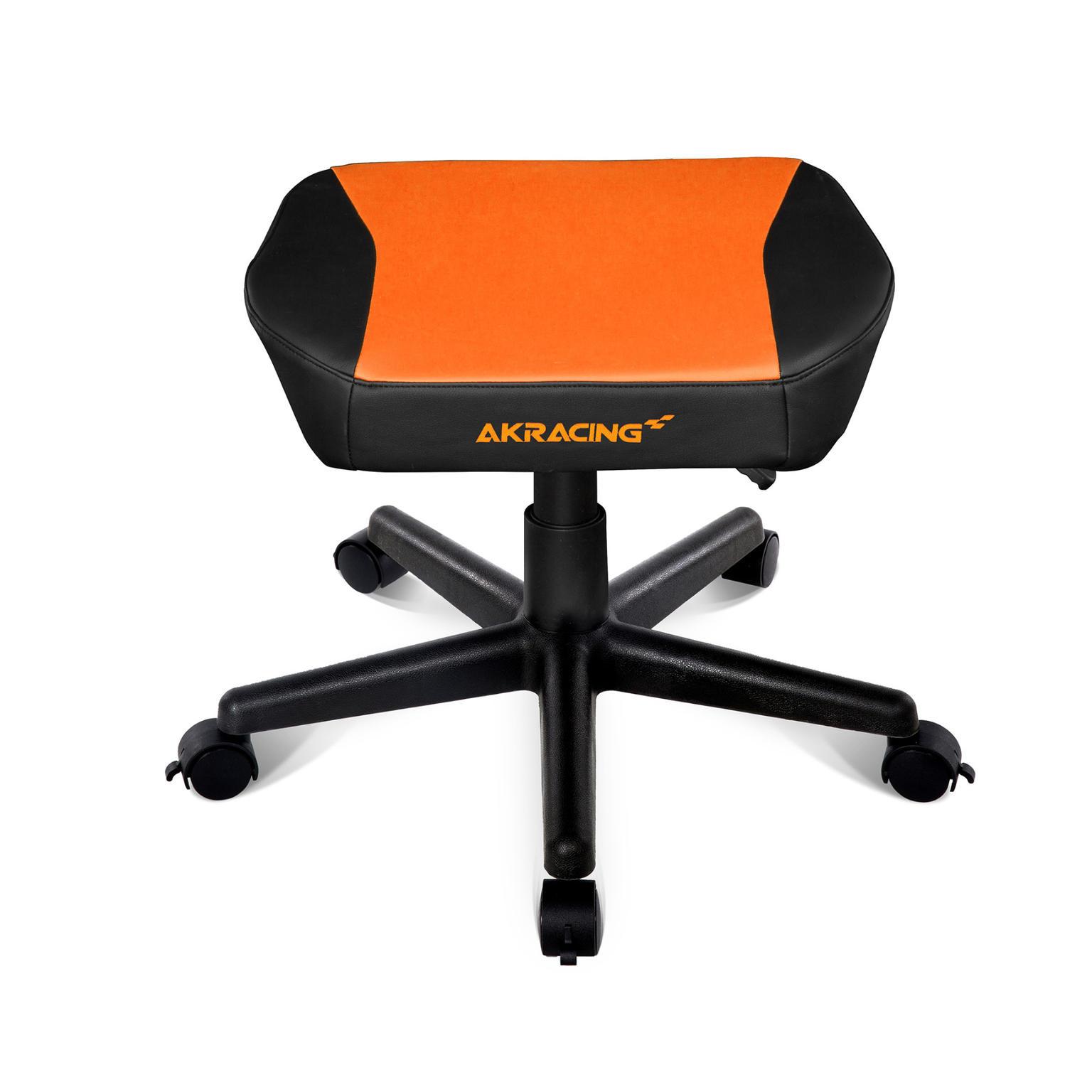 AKRacing Footstool oranje