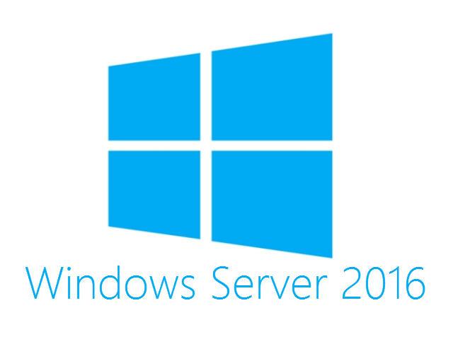 HP MS Server 2016 CAL 1 User