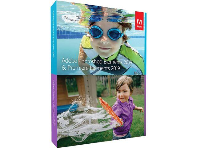 Adobe Photoshop & Premiere Elements 2019