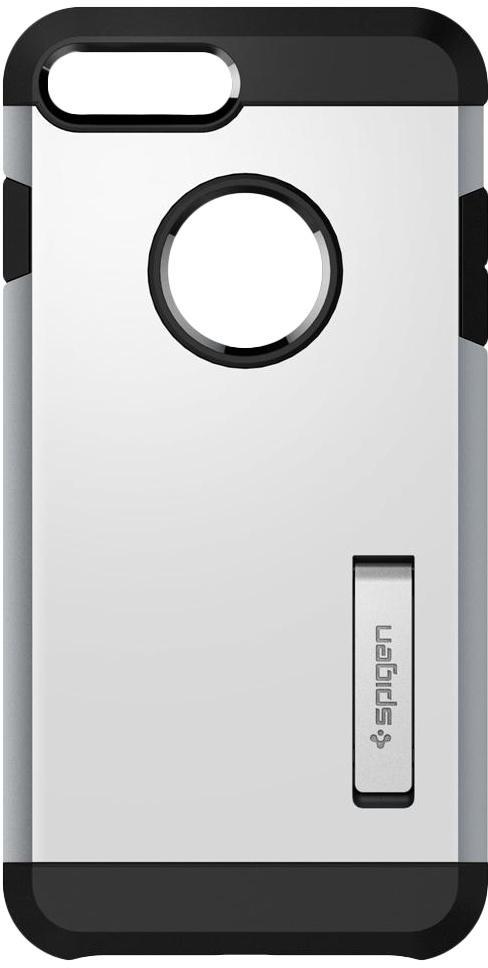Spigen Tough Armor 2 iPhone 7/8+ zilver