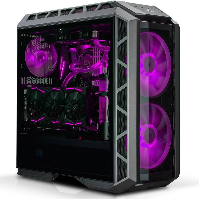 Cooler Master H500P RGB zwart