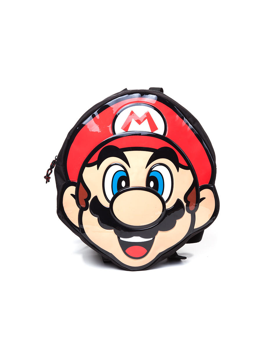 Difuzed Super Mario shaped rugzak