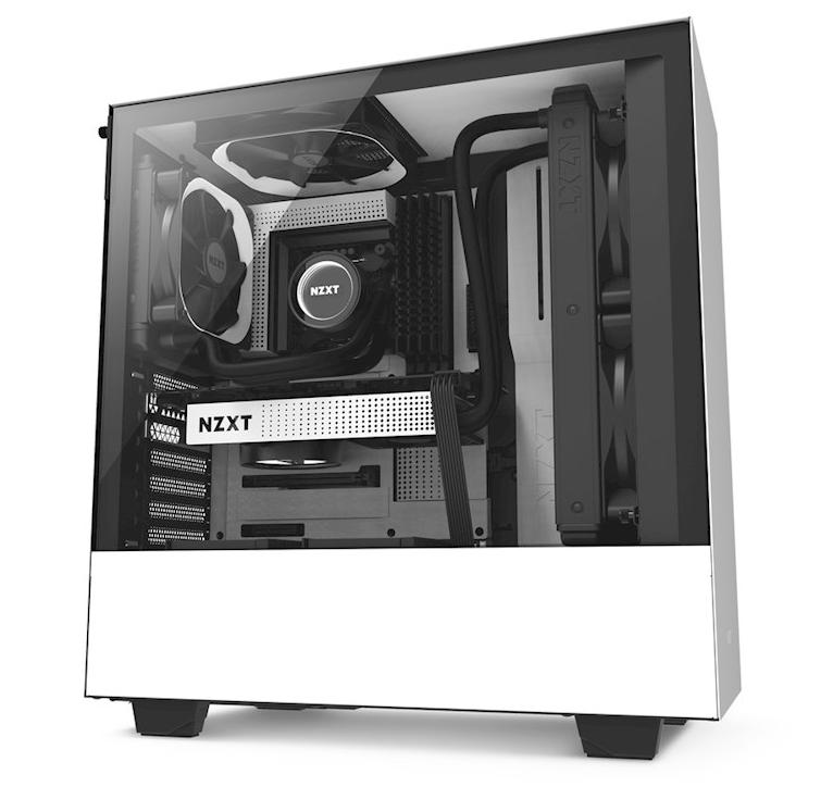 NZXT H500i mat wit