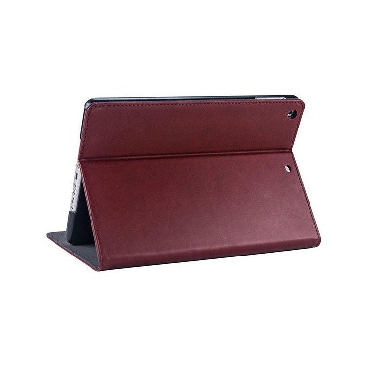 Gecko Easy-click hoes iPad Air 2 bruin