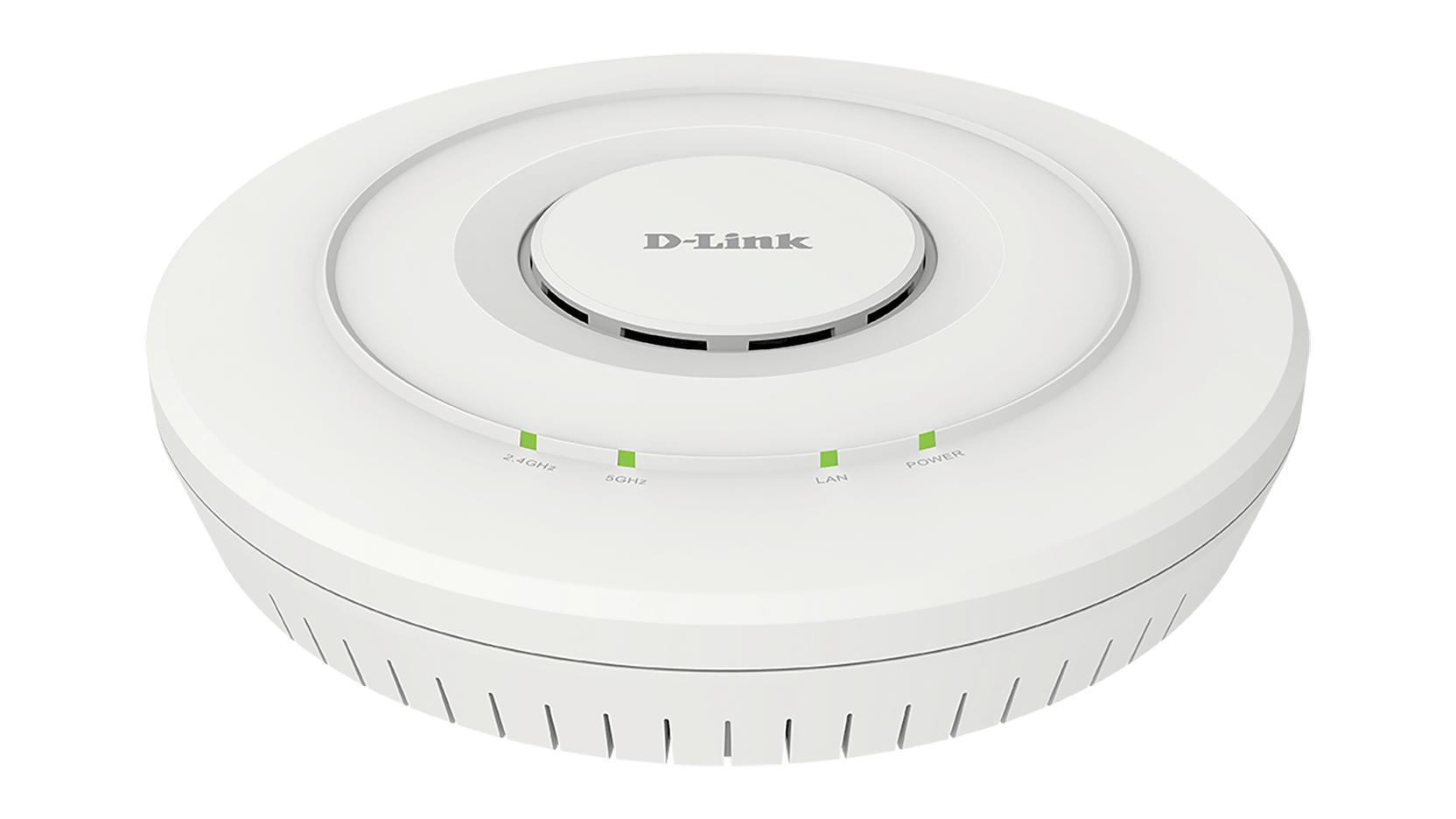 D-Link DWL-6610AP 1200Mbit-s Power over Ethernet (PoE) WLAN toegangspunt