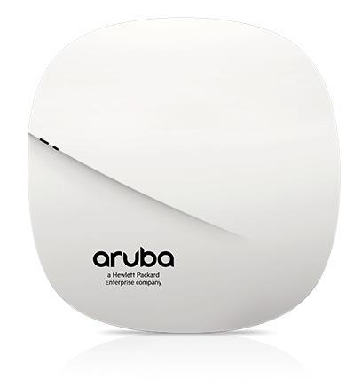 Aruba, a Hewlett Packard Enterprise company AP-305 1300Mbit-s Power over Ethernet (PoE) Wit WLAN toe