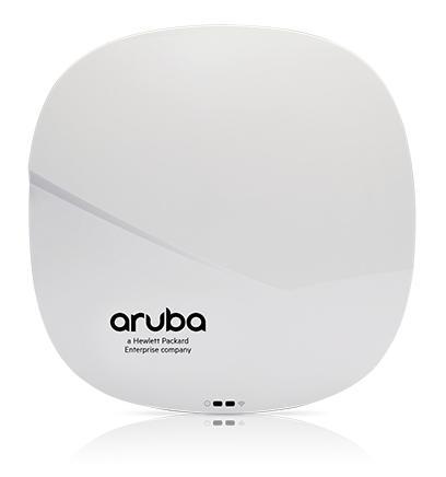 Aruba, a Hewlett Packard Enterprise company AP-315 1733Mbit-s Power over Ethernet (PoE) Wit WLAN toe