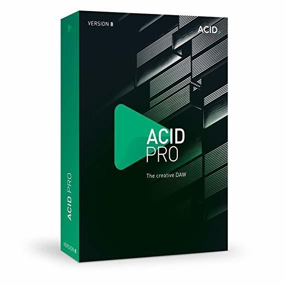 Sony ACID Pro 8