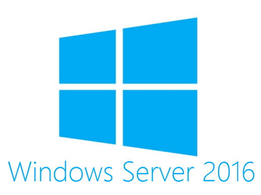 Microsoft Windows Server Std 2016 UK DSP