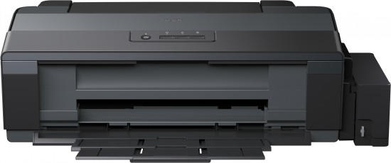 Epson EcoTank ET-14000 Inkjetprinter Printsnelheid (zwart): 15 p-min Inktbijvulsysteem