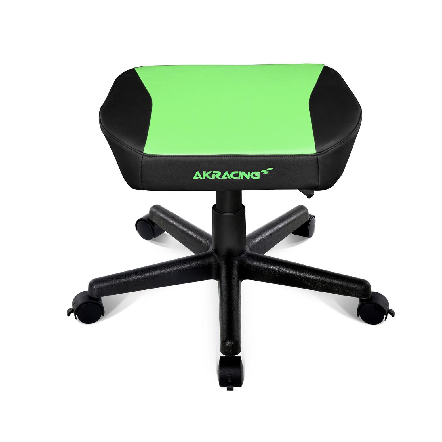 AKRacing Footstool groen