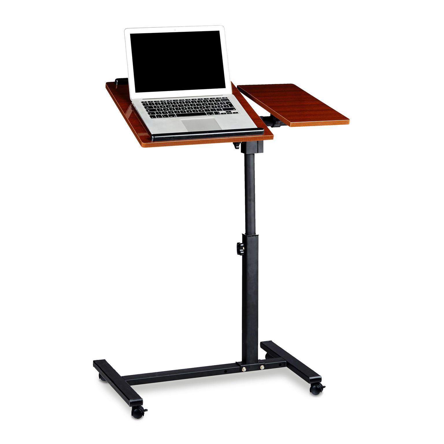 Laptoptafel met verstelbaar blad