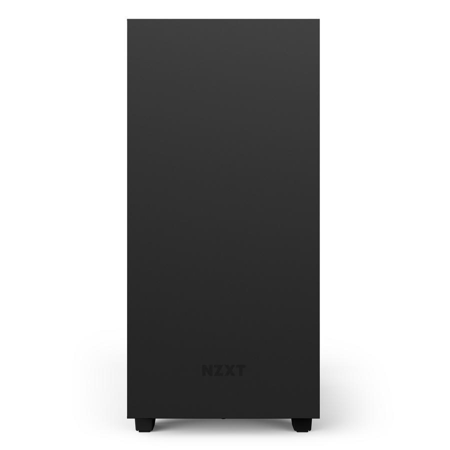 NZXT H500 mat zwart