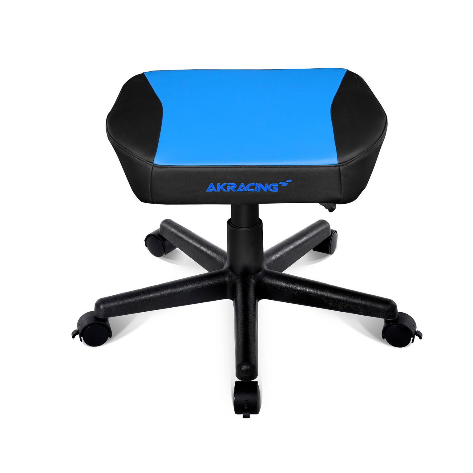 AKRacing Footstool blauw