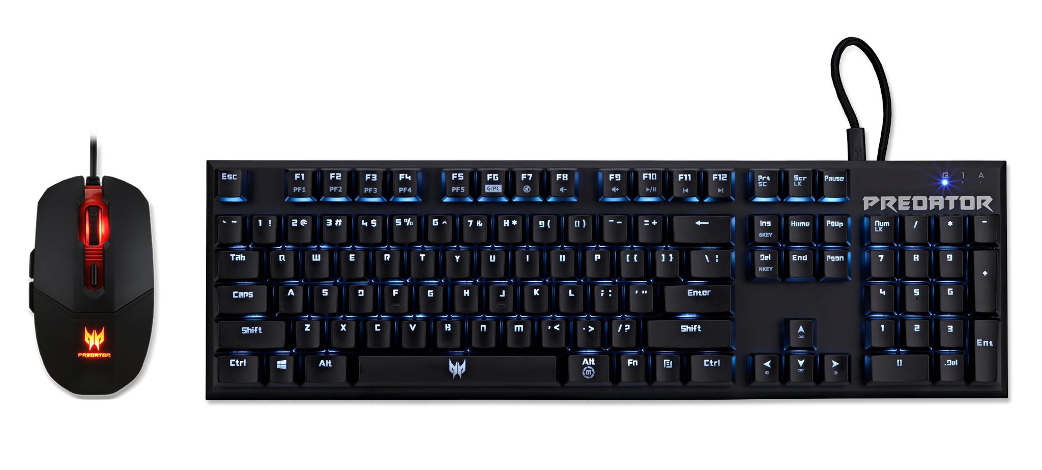 Acer Predator Mechanical kit