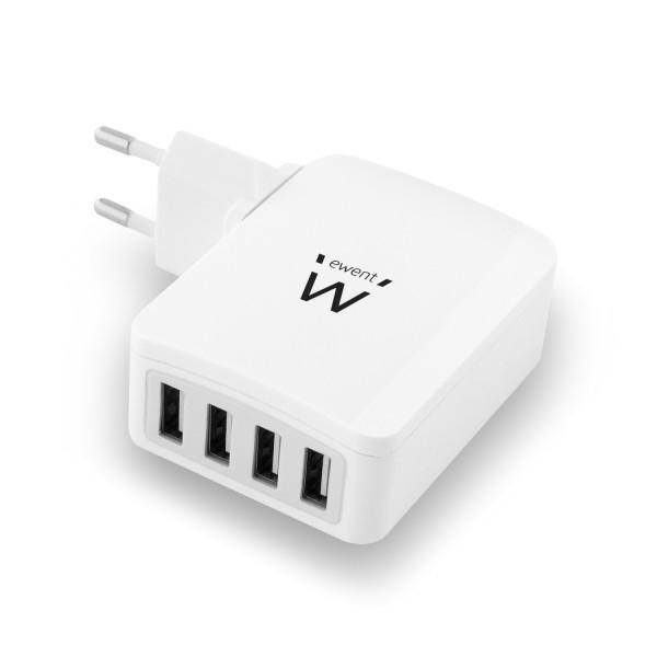 Ewent EW1304 USB Smart IC lader