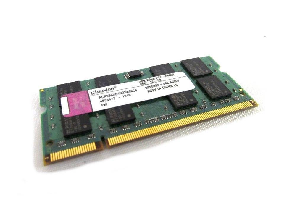 Kingston 2GB DDR2-800 ACR256X64D2S800C6