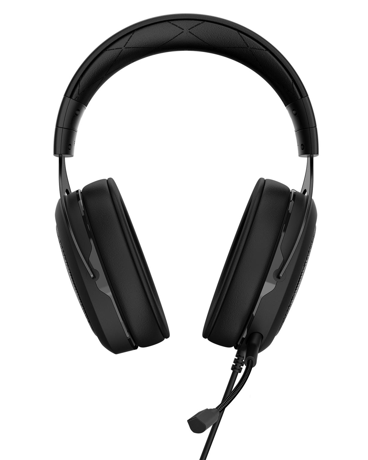 Corsair HS50 gaming headset carbon