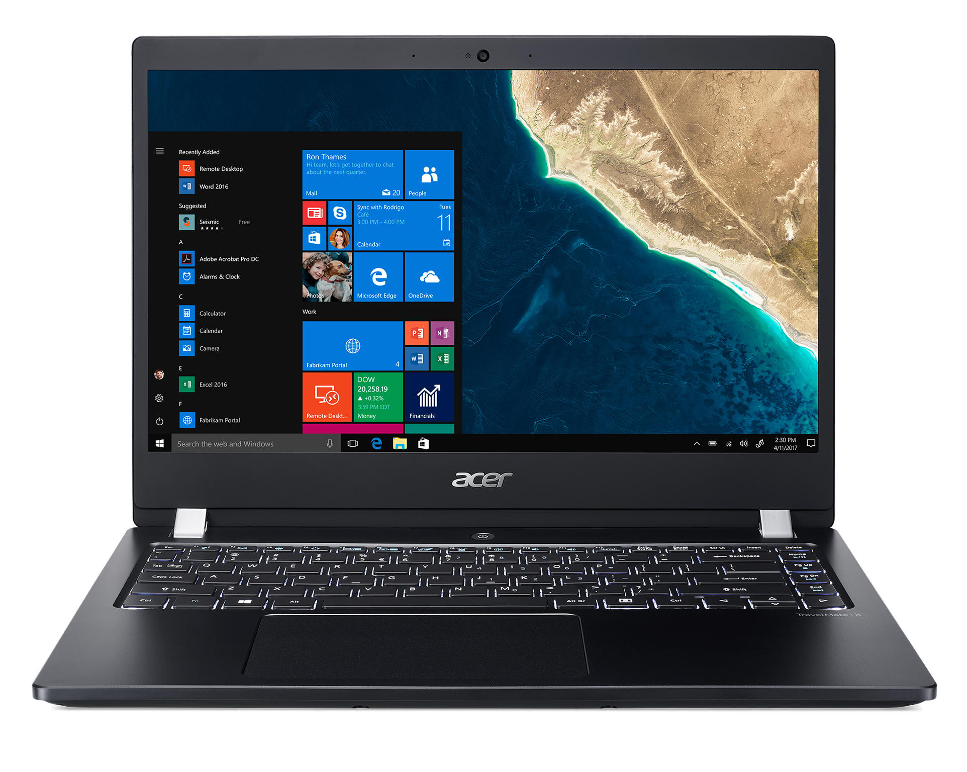 Acer TravelMate X3 TMX3410-M-35WE