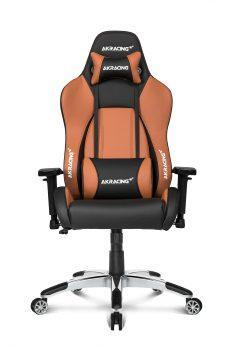 AK Racing Premium gaming zwart-bruin