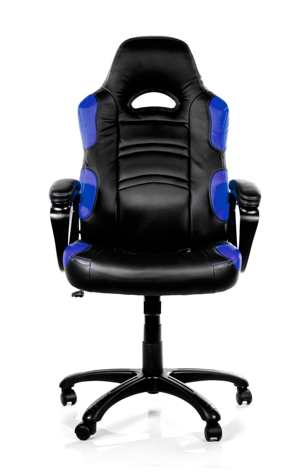 Gaming stoel Arozzi Enzo Gaming Chair zwart-blauw
