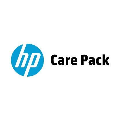 HP Exchange services HW supp 1 jaar (consument) 1 year Care Pack w-Next D (UG136E)